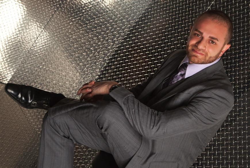 business portraits las vegas